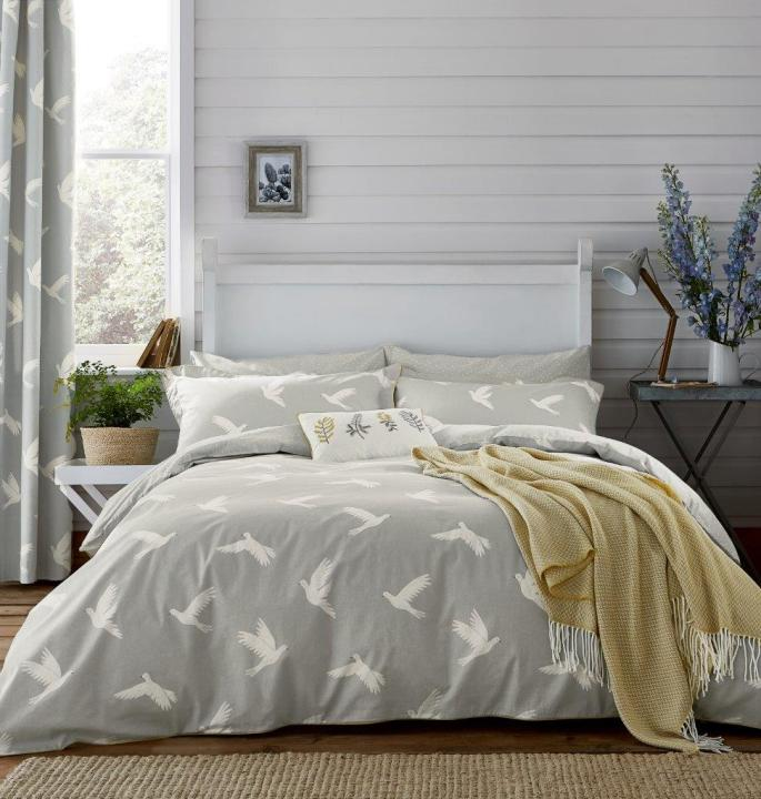 S HOME PAPER DOVES MINERAL main bed HR