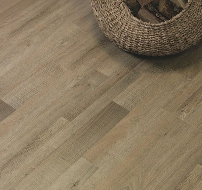 Flooring -Heritage LVT