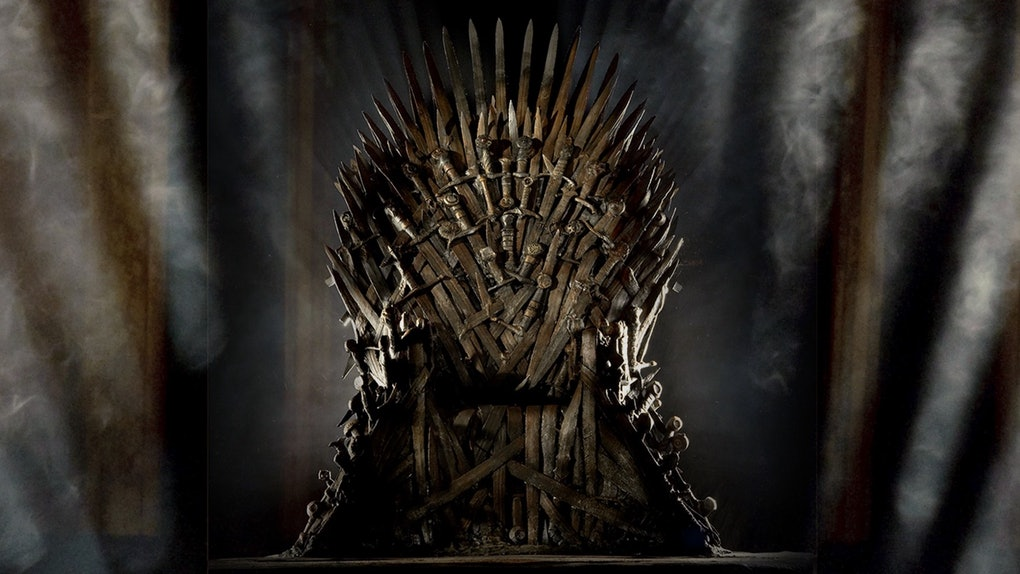 Outstanding Would You Rather Sit On The Iron Throne Or One Of These Creativecarmelina Interior Chair Design Creativecarmelinacom